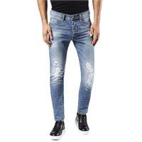 Diesel jeans con strappi mod. Tepphar84ft