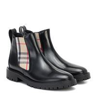 Burberry stivaletti allostock in pelle