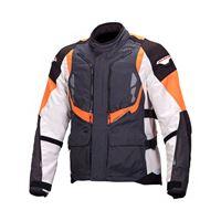 Macna giacca vosges big xxxxl gray / black / orange