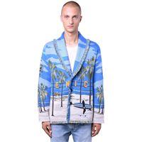 ALANUI cardigan venice beach in maglia di misto lana
