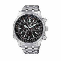 Citizen crono pilot orologio uomo cb5860-86e