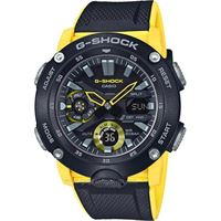 Casio g-shock classic ga-2000 ga-2000-1a9er orologio uomo quarzo cronografo