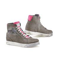 Tcx street ace lady air grigio scuro fucsia scarpe