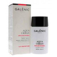 Galenic (pierre fabre it. ) aqua urban fluido scudo invisibile spf50+ 40 ml