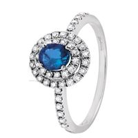 Salvini dora 20057682 gioiello donna anello oro diamanti