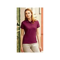 Fruit of the Loom polo donna lady fit premium fruit of the loom