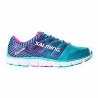 Salming scarpe running miles eu 38 ceramic green / azalea pink