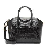 Givenchy borsa antigona small in pelle stampata