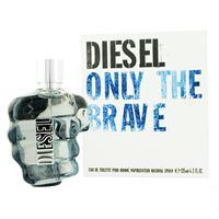 Diesel only the brave eau de toilette (uomo) 125 ml