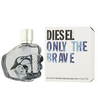 Diesel only the brave eau de toilette (uomo) 75 ml