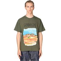 LOEWE t-shirt eye/loewe/nature in jersey di cotone