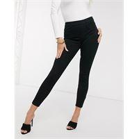 Spanx - leggings effetto jeans alla caviglia-nero