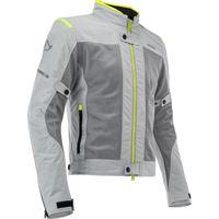 Acerbis giacca moto donna estiva Acerbis ramsey my vented 2.0 ce grigio giallo
