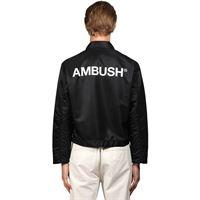 AMBUSH giacca in nylon con logo