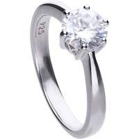Diamonfire anello donna gioielli Diamonfire carats 61/1488/1/082/185