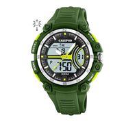 Calypso orologio calypso digital k5779/4 green yellow