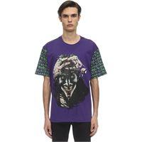 MJB - MARC JACQUES BURTON t-shirt batman x mjb in jersey di cotone