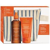 COLLISTAR SpA kit olio secco superabbronzante + shampoo doposole