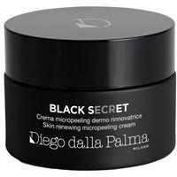 diego dalla palma black secret crema micropeeling dermo rinnovatrice 50 ml