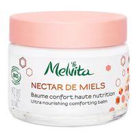 Melvita nectar de miels baume confort haute nutrition crema nutriente e decongestionante per pelli secche 50 ml