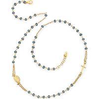 Amen collana donna gioielli Amen rosario crogbl3