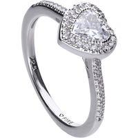 Diamonfire anello donna gioielli Diamonfire classic 61/1400/1/082/160