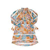 DODO BAR OR vestito in cotone stampato