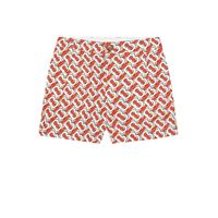 Burberry Kids shorts desmond in cotone