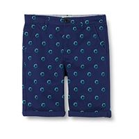 Scotch & Soda all- over printed bermuda shorts pantaloncini, multicolore (combo b 0218), 128 (taglia unica: 8) bambino