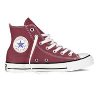 CONVERSE sneaker chuck taylor all star hi bordeaux bordeaux