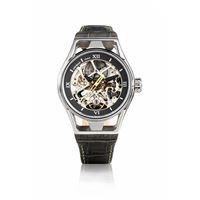 Locman orologio Locman montecristo skeleton automatico acciaio e titanio 0538a07s-00gylipau