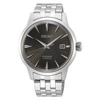 Seiko presage srpe17j1 orologio uomo automatico solo tempo