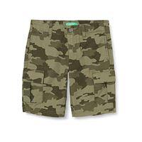 United Colors of Benetton 4ou159e20 pantaloncini, multicolore (lark 62w), 116 (taglia produttore: s) bambino