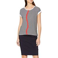Mexx t-shirt, multicolore (printed 300092), x-large donna