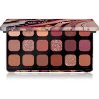 Makeup Revolution forever flawless palette di ombretti colore allure 18 x 1,1 g