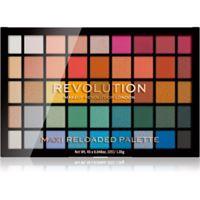 Makeup Revolution maxi reloaded palette palette di ombretti in polvere colore big shot 45x1, 35 g