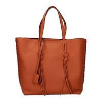 Tod's borse a spalla Tod's donna arancione