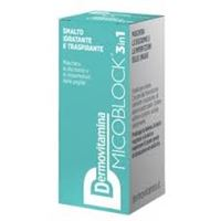 PASQUALI Srl dermovitamina micoblock smalto colore turchese 5ml
