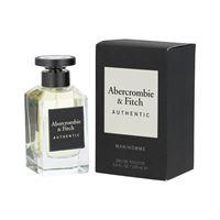 Abercrombie & Fitch authentic man eau de toilette (uomo) 100 ml