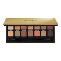 Douglas Collection caramel nudes maxi my favorite palette make up occhi