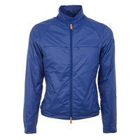 SAVE THE DUCK giacca outerwear uomo d3633mgiga400725 poliestere blu
