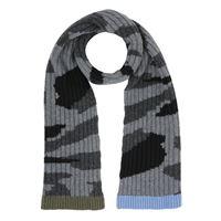 VALENTINO sciarpa uomo lu2er004cta094 lana grigio