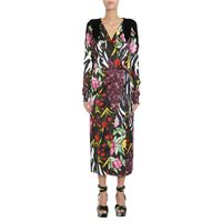 ATTICO vestito donna mgtw17523multi viscosa multicolor