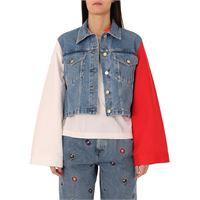 TOMMY HILFIGER giacca donna rw0rw00585911 cotone multicolor
