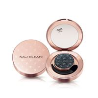 Naj-Oleari colour fair eyeshadow wet&dry nero multiriflesso - 582020