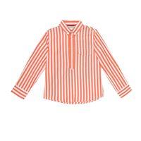Brunello Cucinelli Kids esclusiva mytheresa - camicia a righe in cotone