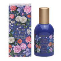 L'Erbolario linea danza di fiori incantevole e gioiosa olio corpo capelli 100 ml