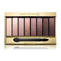 Max Factor - nude eyeshadow palette - 8 ombretti modulabili a lunga durata - cappuccino nudes - 6, 5 g