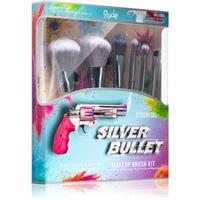 Rude Cosmetics silver bullet set di pennelli