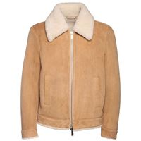 DSQUARED2 bomber in shearling